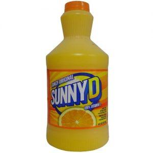 Sunny D 64oz Tangy Original