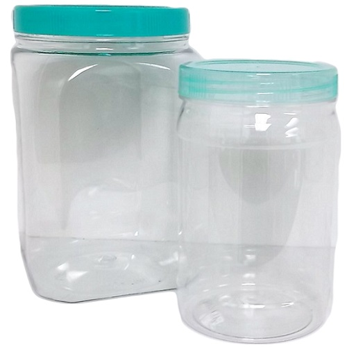 Food Storage Container 2pc Asst Clrs Lg