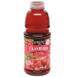Langers 32oz Cranberry Juice 27%