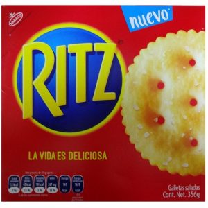 Nabisco Ritz Crackers 356g