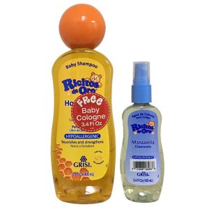 Ricitos D-Oro Baby Shamp 13.5oz W-Cologn