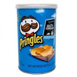 Pringles 2.5oz Salt AND Vinegar