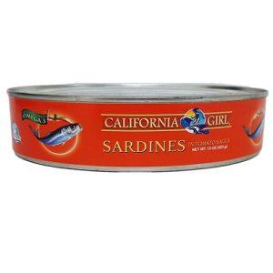 C.G Sardines W-Tomato 15oz
