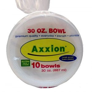Axxion Bowls 10ct 30oz