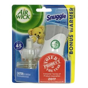 Airwick Scented Oil Kit 1pc Snuggle Fres