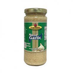 Forrelli Minced Garlic 8oz