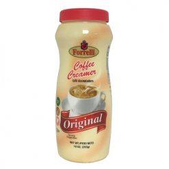 Forrelli Non-Dairy Coffee Creamer 10oz