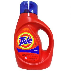Tide Liq 40oz Original