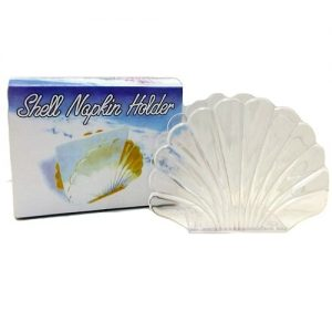 Shell Napkin Holder Plastic