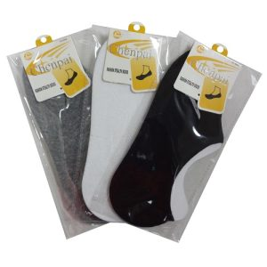 Foot Cover W-Silicon Asst Clrs