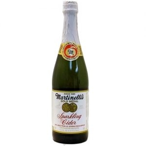 Martinellis Sparkling Apple Cider 25.4oz