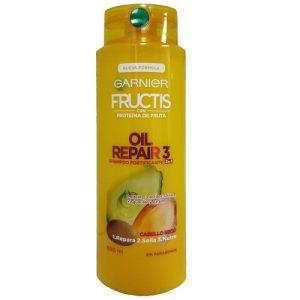 G.F Shampoo 650ml Oil Repair 2 In 1