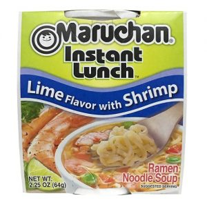 Maruchan Cup Lime Shrimp 2.25oz