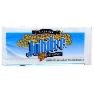 Jubilee Napkins 250ct White