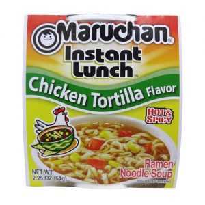 Maruchan Cup Chicken Tortilla 2.25oz