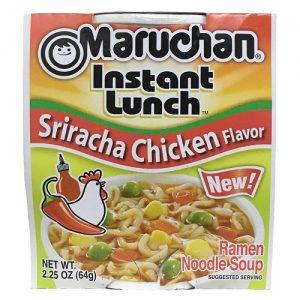 Maruchan Cup Sriracha Chicken 2.25oz