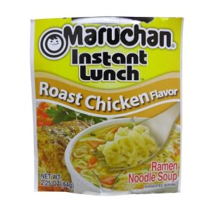 Maruchan Cup Roast Chicken Flvr 2.25oz