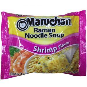 Maruchan Ramen Shrimp 3oz
