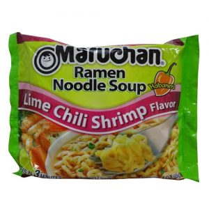 Maruchan Ramen Lime Chili Shrimp 3oz
