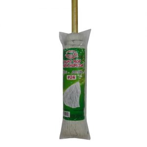 Cotton Mop W-Stick #24