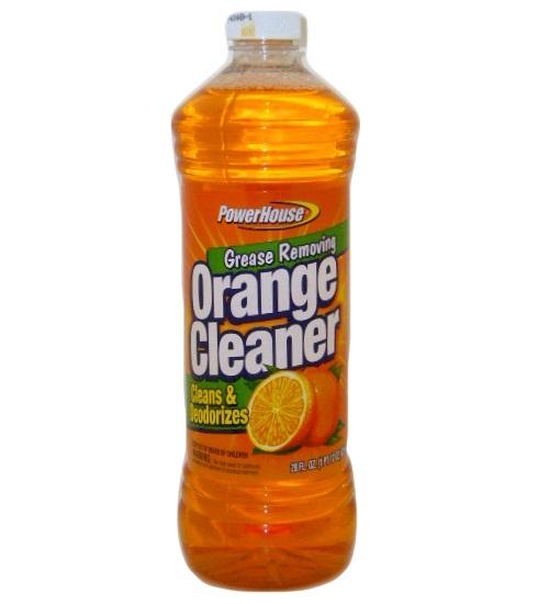 P.H Orange Cleaner 28oz Grease Rmvng