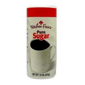 Kitchen Fixins Pure Sugar 16oz