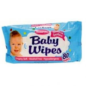 P.C Baby Wipes Refill 80ct