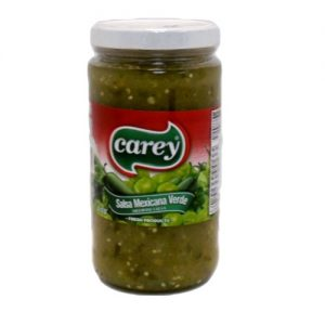Carey Green Mexican Sauce 12oz