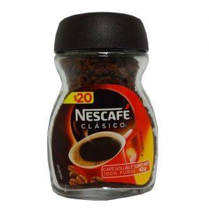 Nescafe Coffee Clasico 42g