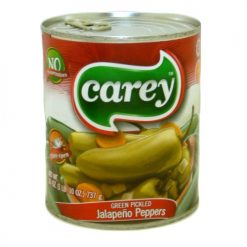 Carey Jalapeno Pickled Peppers 26oz