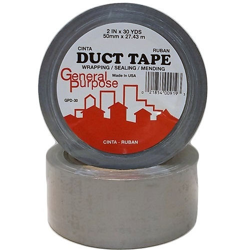 Duct Tape 2in X 30 Yrds