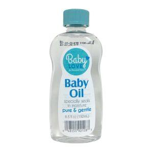 P.C Baby Oil 6.5oz Pure AND Gentle