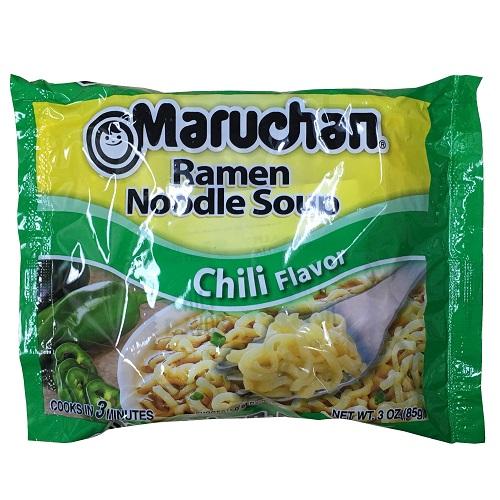 Maruchan Ramen Chili 3oz