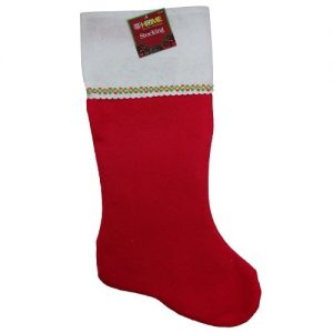 X-Mas Stocking 20in