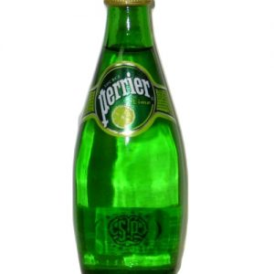 Perrier Sprklng Min Water W-Lime 330ml