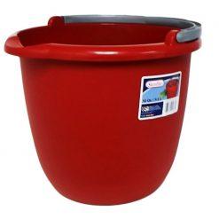 Sterilite Spout Pail 10qt Classic Red