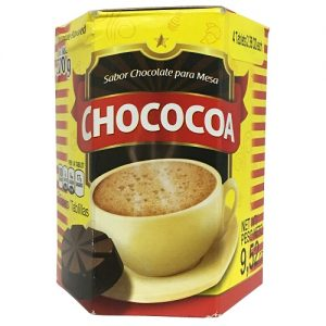 Chococoa Chocolate 4 Tablets 9.52oz
