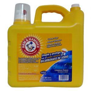 AANDH Liq Detergent 6.4 Ltrs H.E Limpieza
