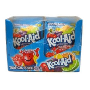 Kool-Aid Tropical Punch .16oz