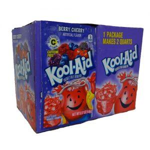 Kool-Aid Blasting Berry Cherry .17oz