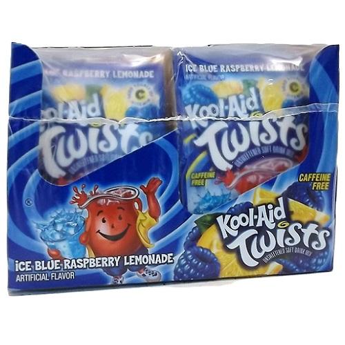 Kool-Aid Ice Blue Raspberry .22oz