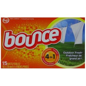 Bounce Fab Sof Sheets 15ct