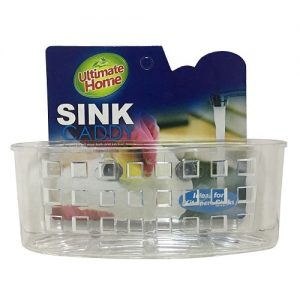 Sink Caddy Clear