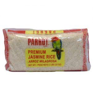 Parrot Jasmine Rice 2 Lbs