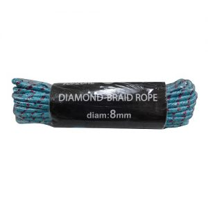 Diamond-Braid Rope 65ft Asst Clrs