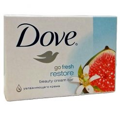 Dove Bath Soap 4.25oz Go Fresh Restore