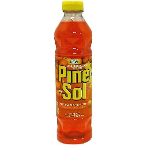 Pine-Sol Cleaner 28oz Mandarin Sunrise