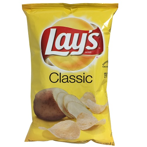 Lays Potato Chips Reg 2?oz
