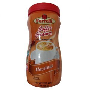 Forrelli Coffee Creamer 7oz Hazelnut