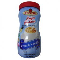 Forrelli Coffee Creamer 7oz French Vanil